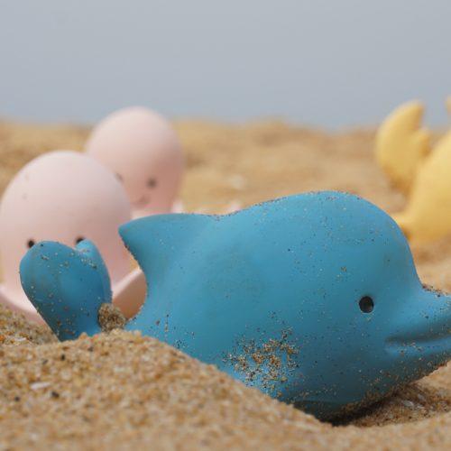 Dolfijn in zand - Mijn eerste oceaandiertje Tikiri
